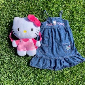 Hello Kitty BackPack Bundle 🎒 👗  🌟💖🌟